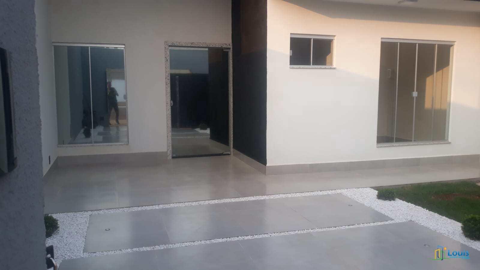 Casa Geminada Alto Padrão, 95m², Gleba Esperança - Londrina