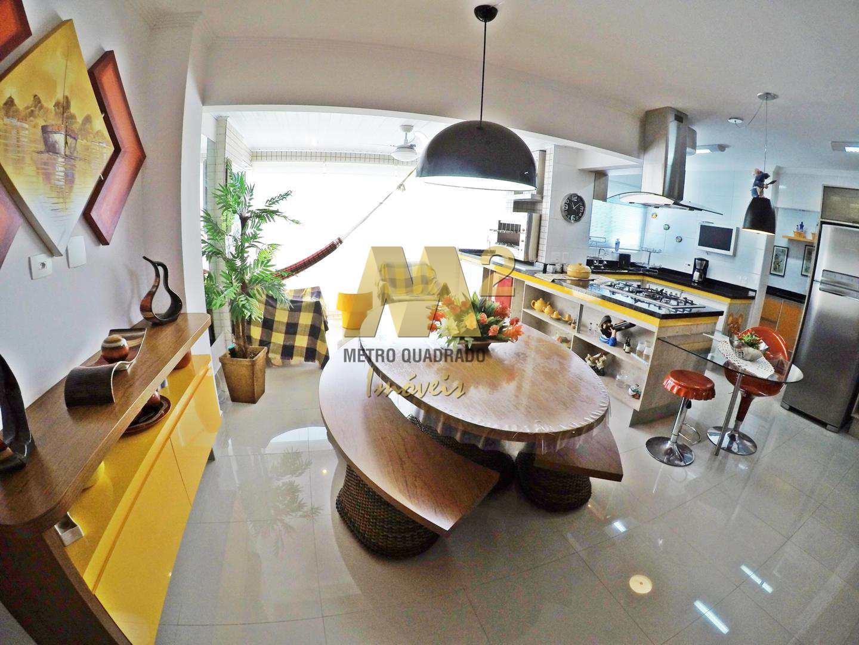 Apartamento com 2 dorms, Boqueirão, Praia Grande - R$ 750.000,00, 104m² - Codigo: 47932662