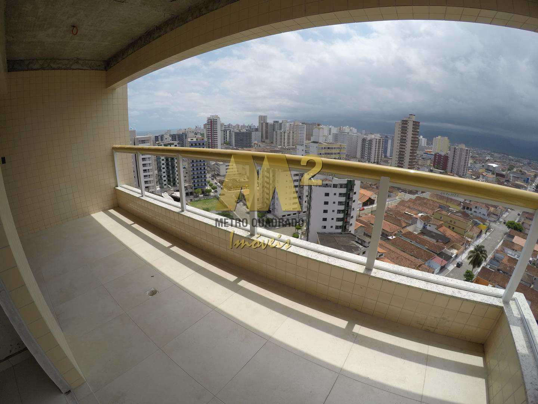 Apartamento de 2 dormitórios à venda. Ocian, Praia Grande.