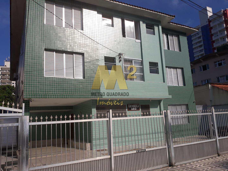 Kitnet  à venda no Canto do Forte, Praia Grande.