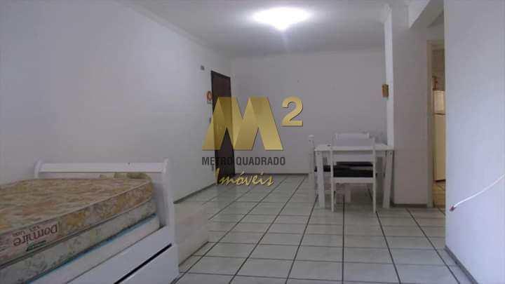 Apartamento de 1 dormitório à venda. Caiçara, Praia Grande.
