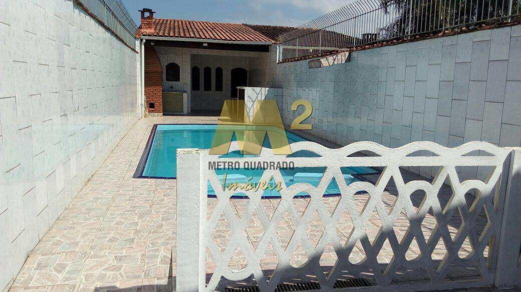 Casa de 2 dormitórios à venda. Jardim Imperador, Praia Grande.