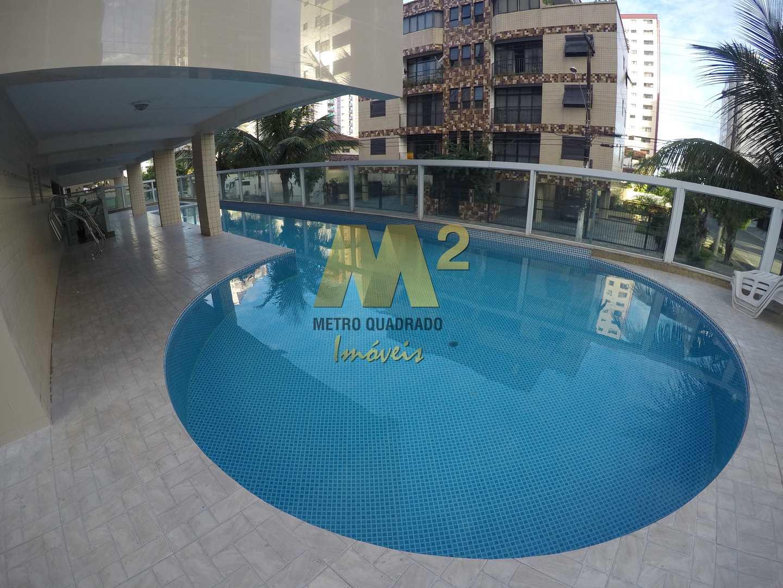 Apartamento com 2 dormitórios à venda, Caiçara, Praia Grande.