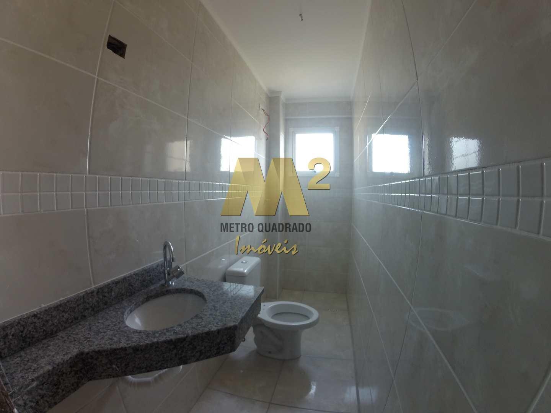 Apartamento de 2 dormitórios à venda.Boqueirão, Praia Grande.