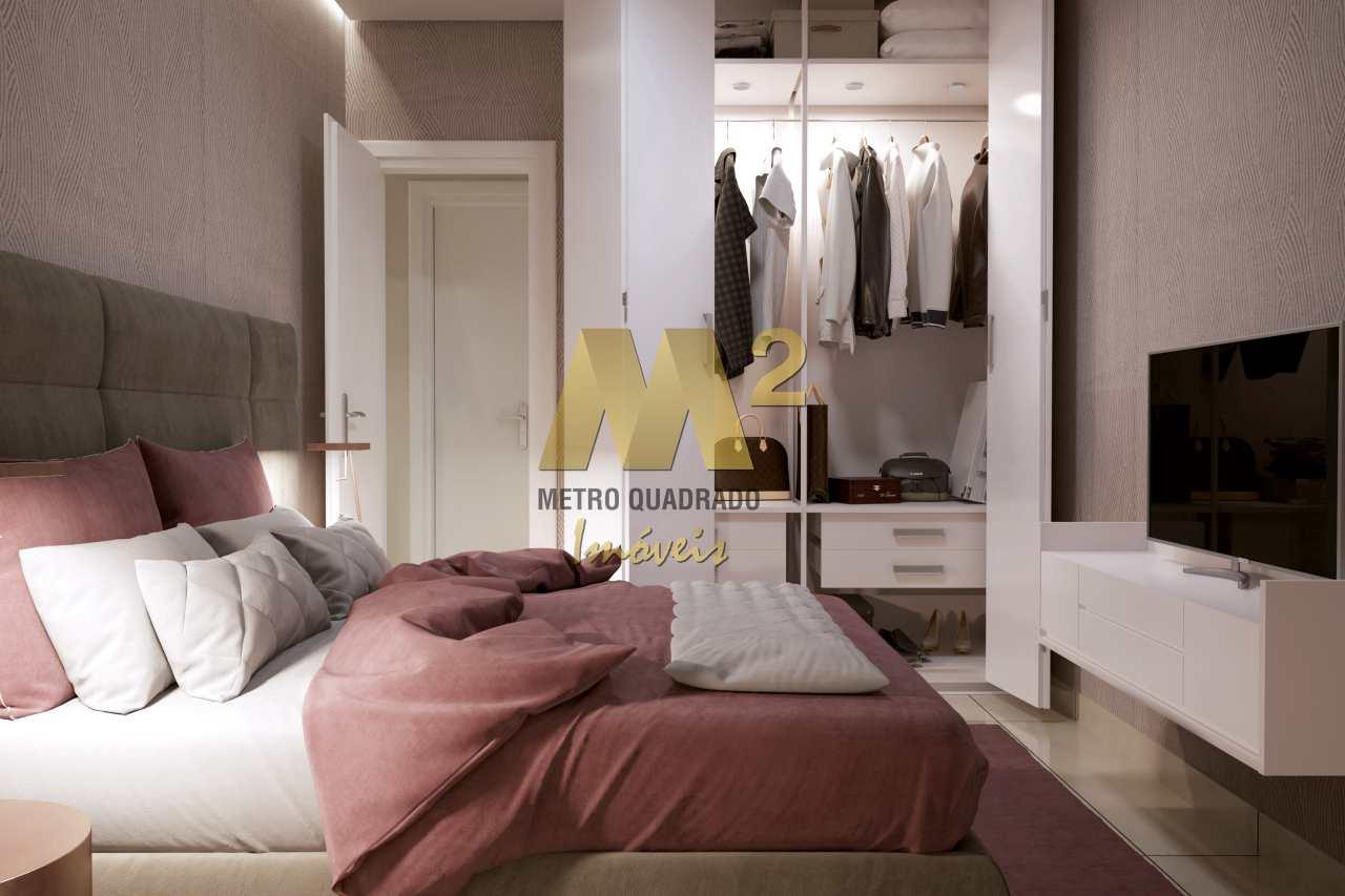 Apartamento de 2 dormitórios à venda. Guilhermina, Praia Grande