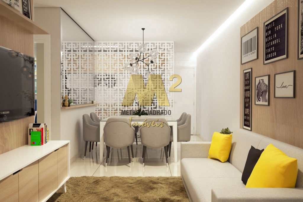 Apartamento de 2 dormitórios à venda. Aviação, Praia Grande.