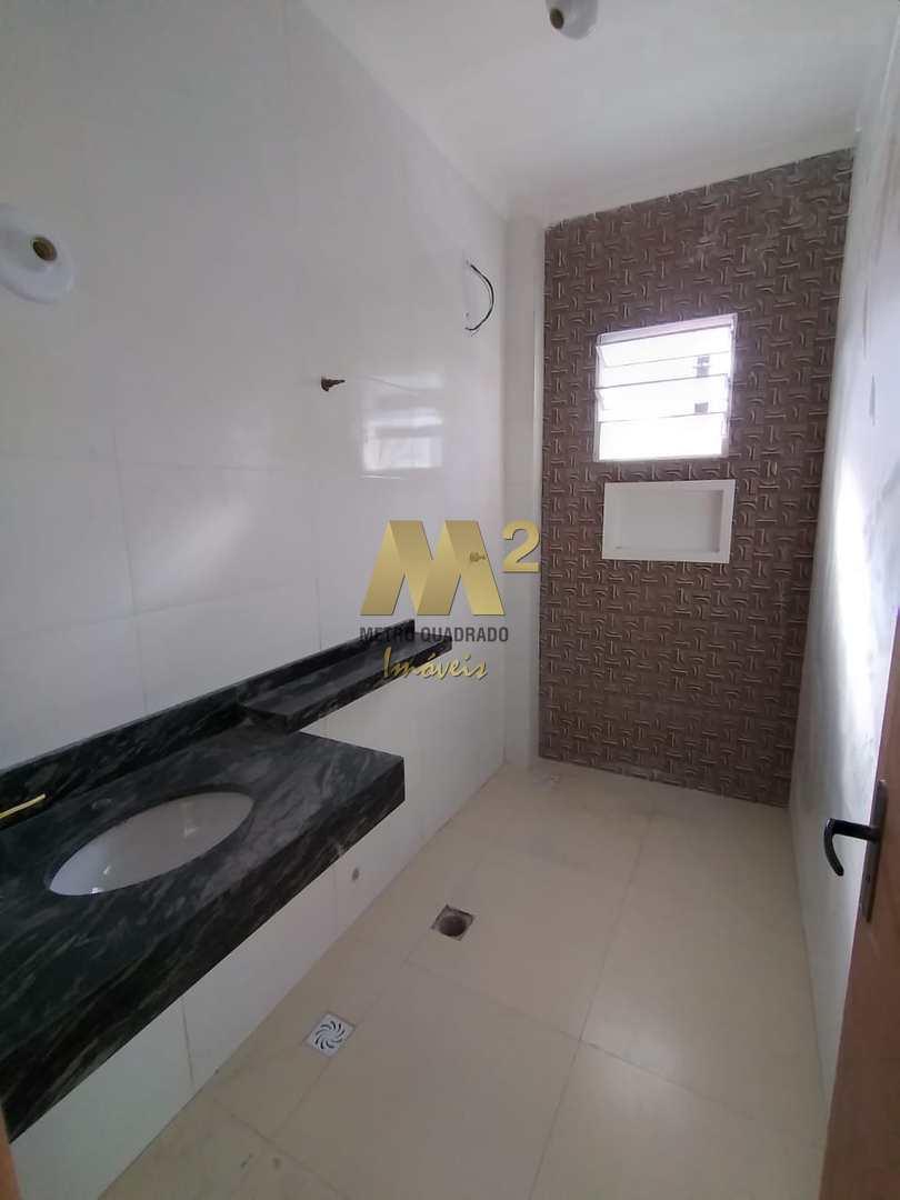 Casa de Condomínio com 2 dormitórios, Guilhermina, Praia Grande