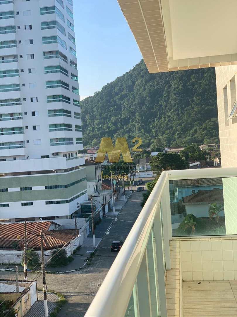 Apartamento com 2 dorms, Canto do Forte, Praia Grande