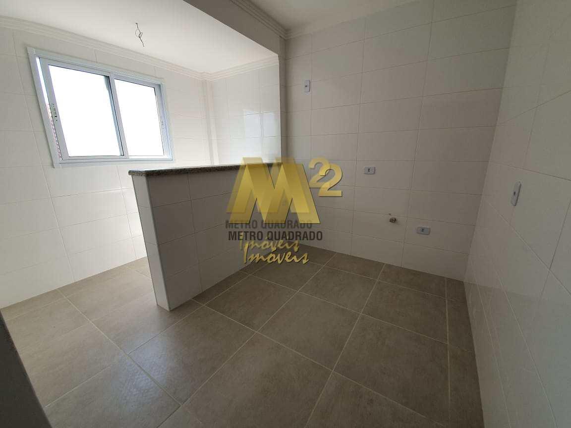 Apartamento com 2 dorms, Ocian, Praia Grande