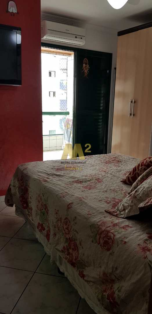 Apartamento com 2 dormitórios, Canto do Forte, Praia Grande