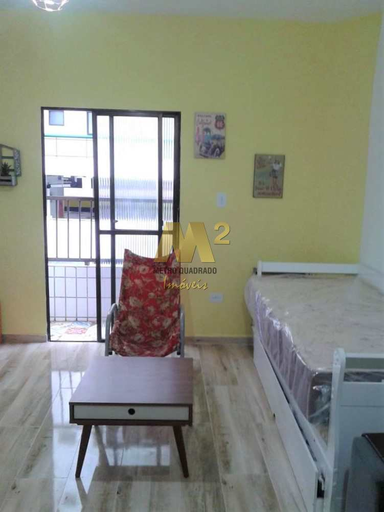Kitnet com 1 dorm, Ocian, Praia Grande - R$ 148 mil, Cod: 5361