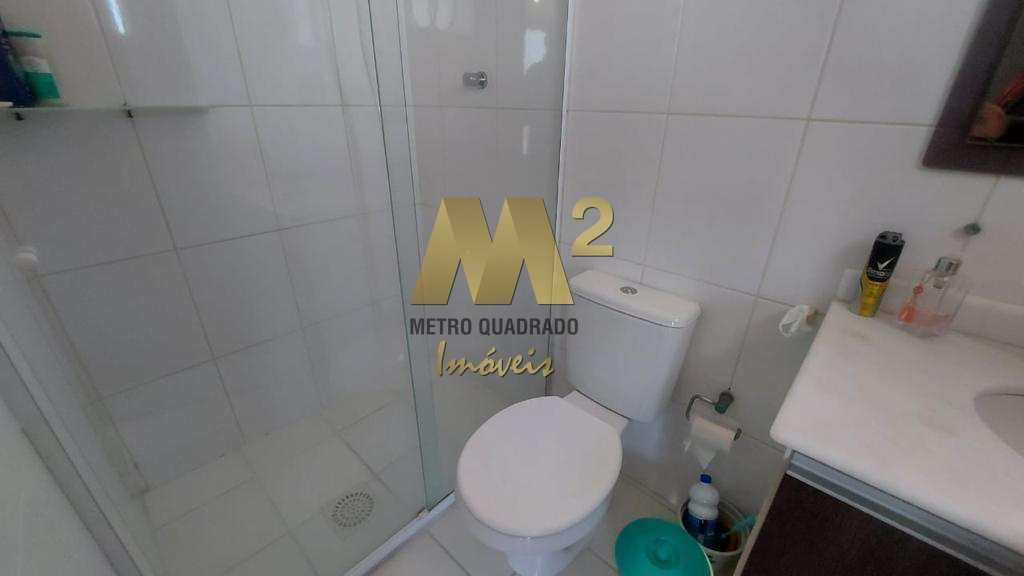 Apartamento com 2 dorms, Guilhermina, Praia Grande - R$ 690 mil, Cod: 5869