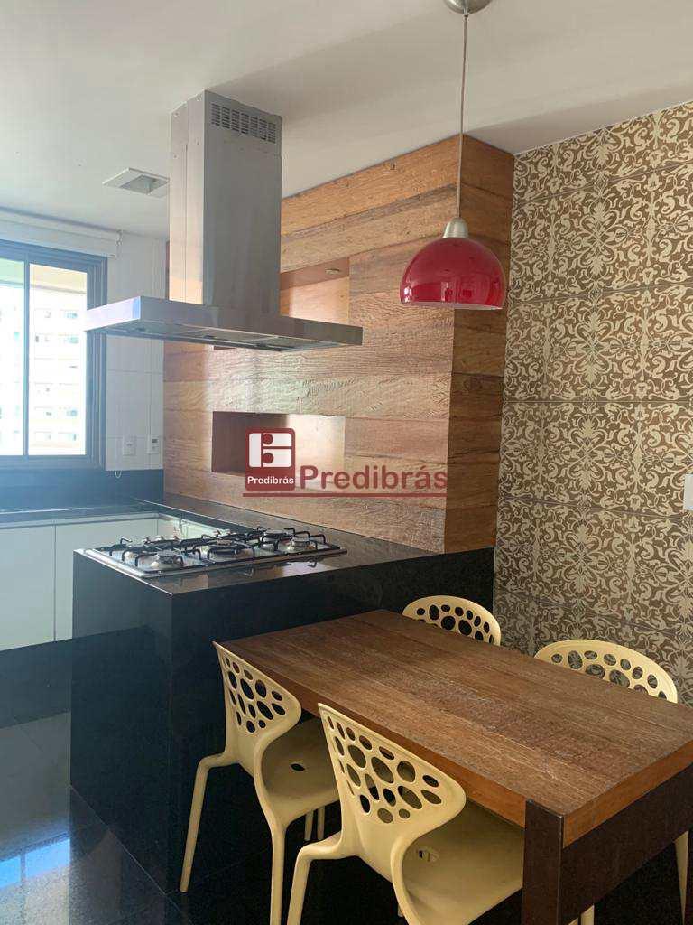 Apartamento com 4 dorms, Vila da Serra, Nova Lima - R$ 3.1 mi, Cod: 399