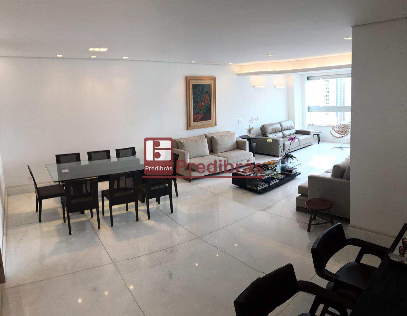 Apartamento com 4 dorms, Funcionários, Belo Horizonte - R$ 2.5 mi, Cod: 434