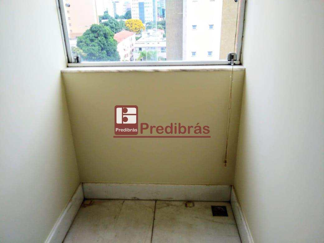 Apartamento com 2 dorms, Funcionários, Belo Horizonte, Cod: 460