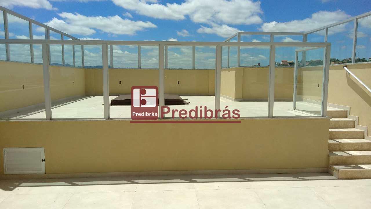 Cobertura com 4 dorms, Ouro Preto, Belo Horizonte, Cod: 477