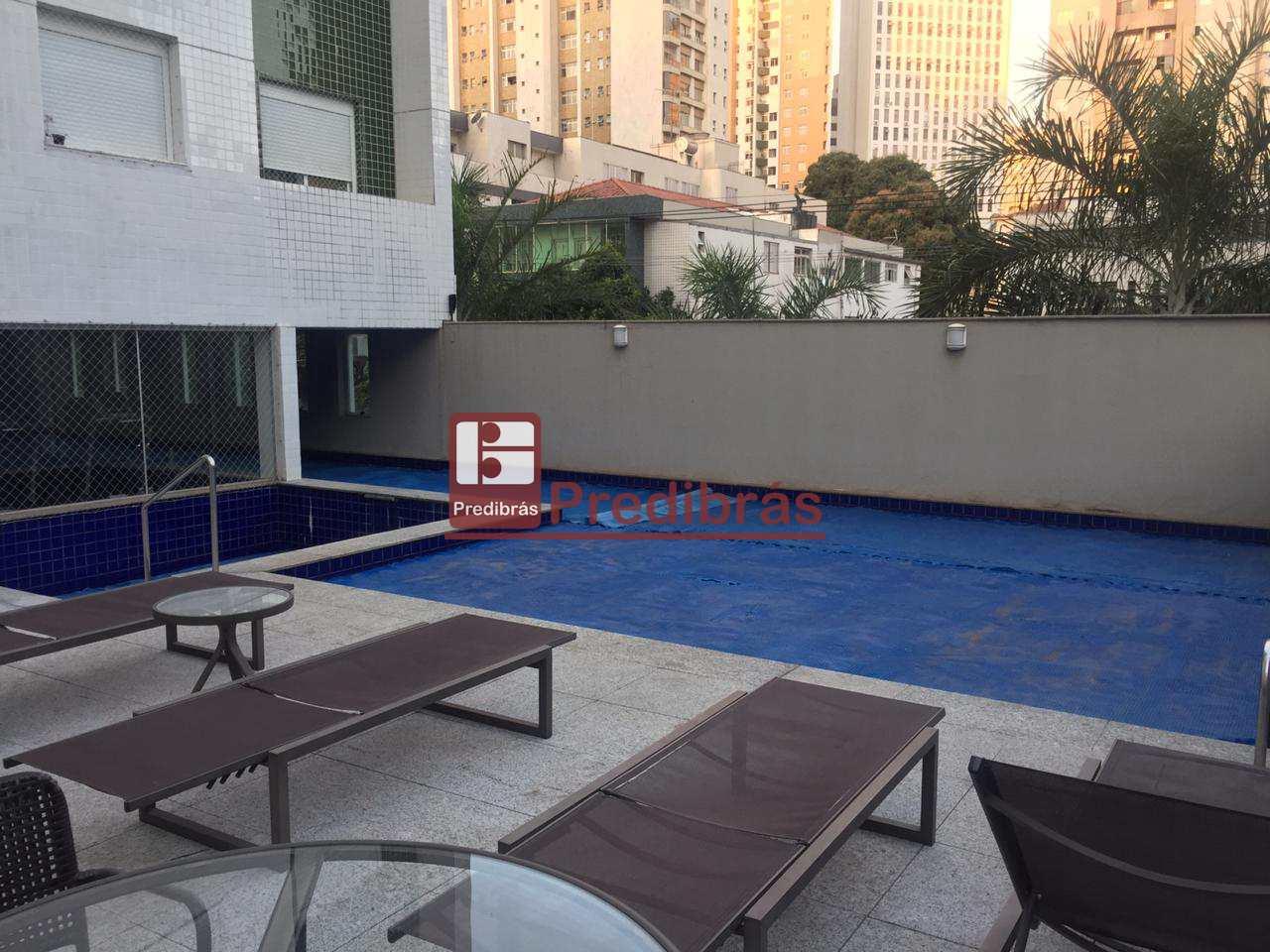 Apartamento com 4 dorms, Funcionários, Belo Horizonte - R$ 1.67 mi, Cod: 487