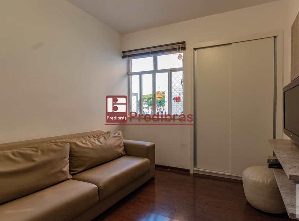 Apartamento com 4 dorms, Santo Antônio, Belo Horizonte - R$ 580 mil, Cod: 489