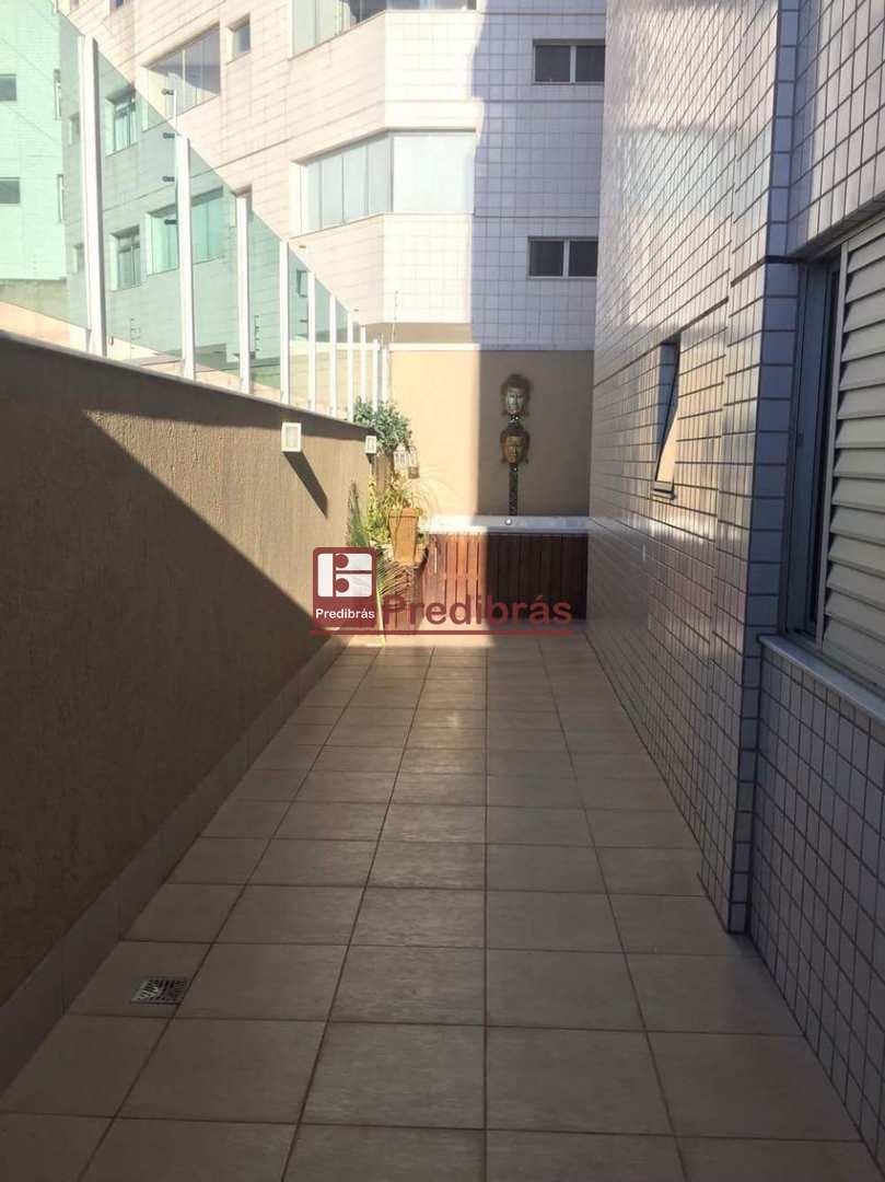 Apartamento com 3 dorms, Castelo, Belo Horizonte, Cod: 499