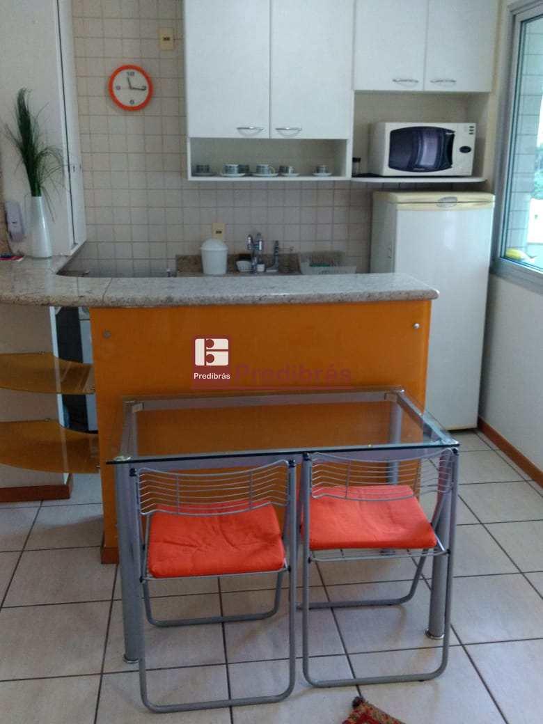 Apartamento com 1 dorm, Funcionários, Belo Horizonte, Cod: 508