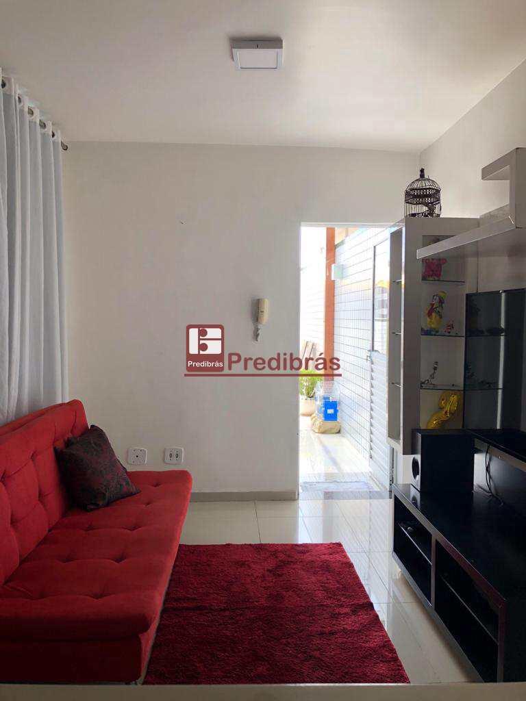 Cobertura com 2 dorms, Castelo, Belo Horizonte - R$ 600 mil, Cod: 560