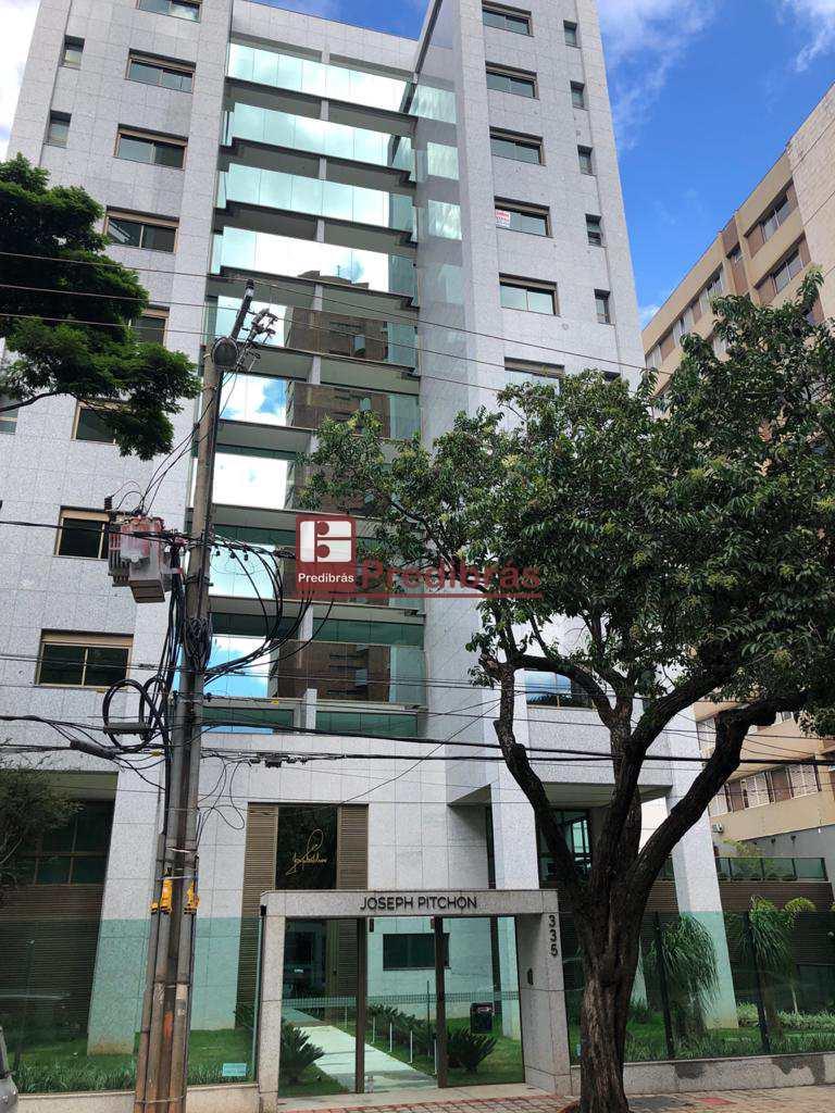 Apartamento com 4 dorms, Carmo, Belo Horizonte - R$ 1.89 mi, Cod: 564
