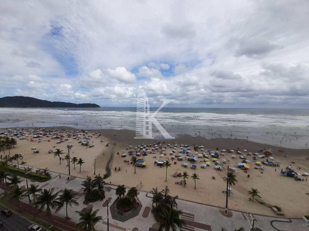 Apartamento com 1 dorm, Guilhermina, Praia Grande - R$ 250 mil, Cod: 1143