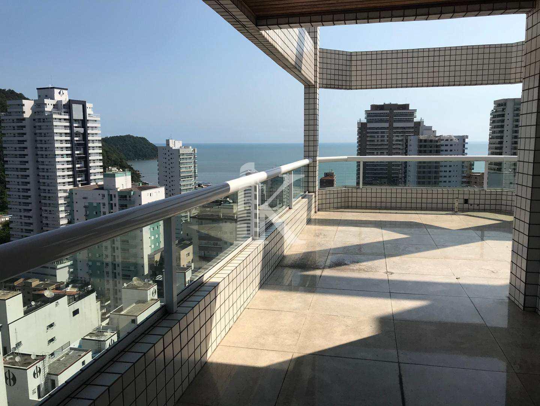 Cobertura com 4 dorms, Canto do Forte, Praia Grande - R$ 4.2 mi, Cod: 3474