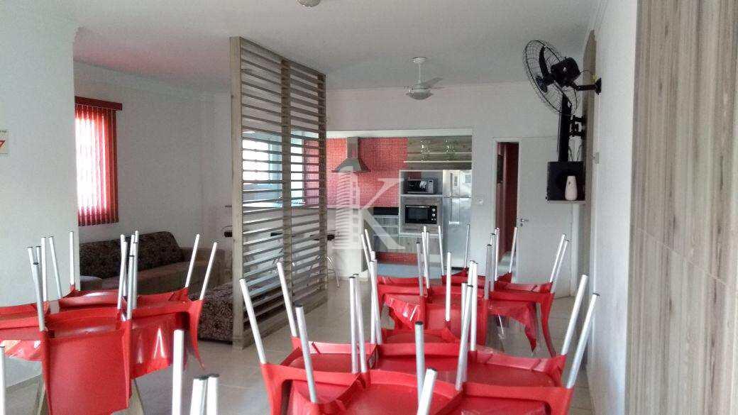 Apartamento com 2 dorms, Canto do Forte, Praia Grande - R$ 250 mil, Cod: 4118