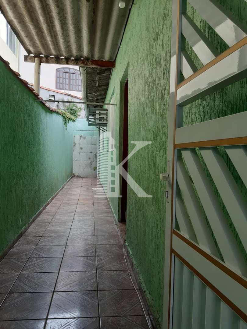 Casa com 1 dorm, Guilhermina, Praia Grande - R$ 250 mil, Cod: 4137