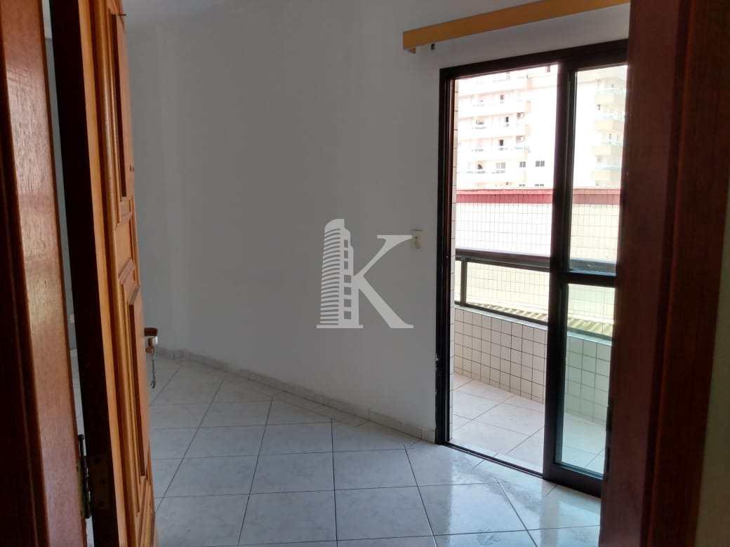 Apartamento com 1 dorm, Guilhermina, Praia Grande - R$ 190 mil, Cod: 4284