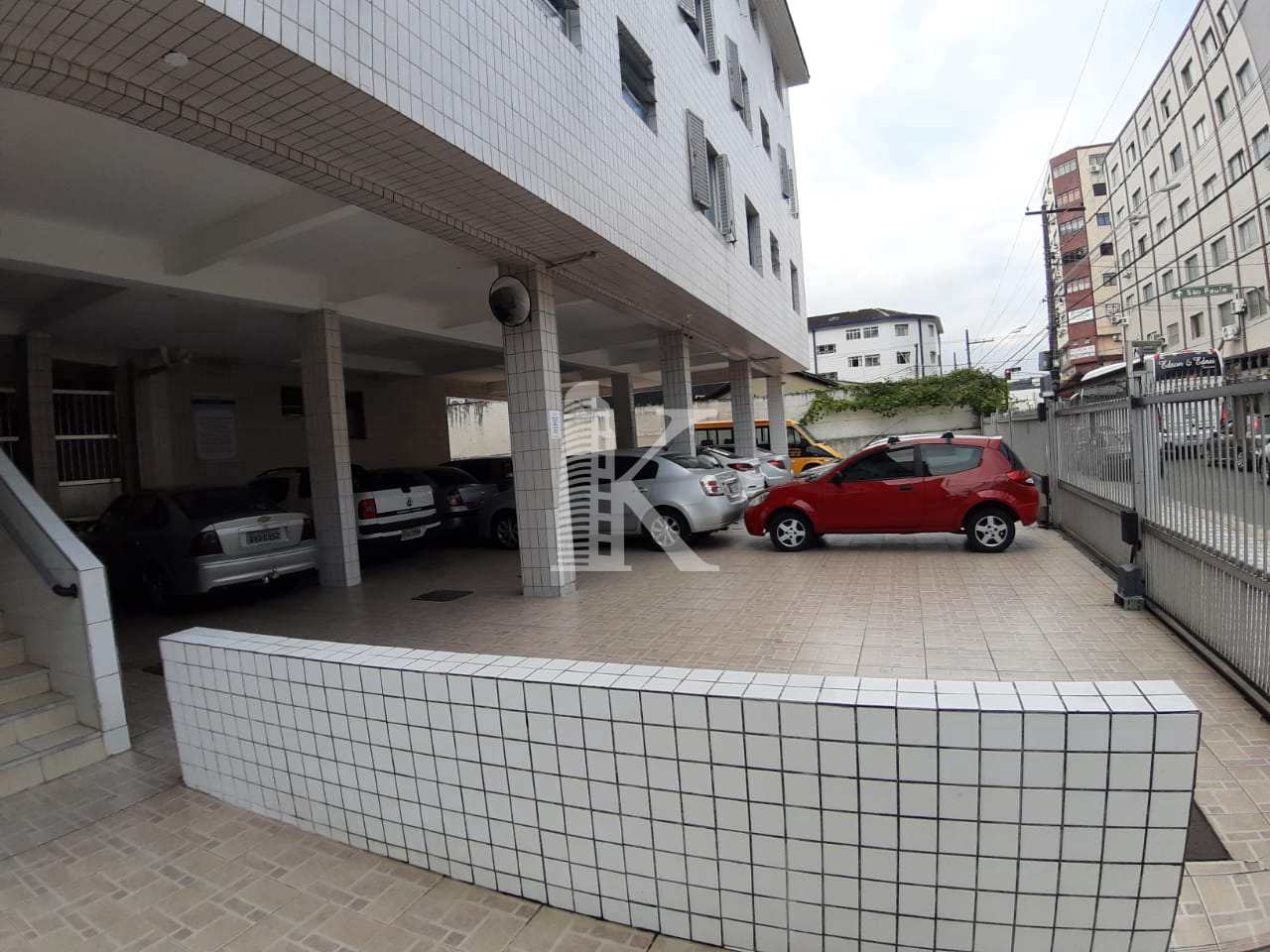Apartamento com 2 dorms, Boqueirão, Praia Grande - R$ 160 mil, Cod: 4387