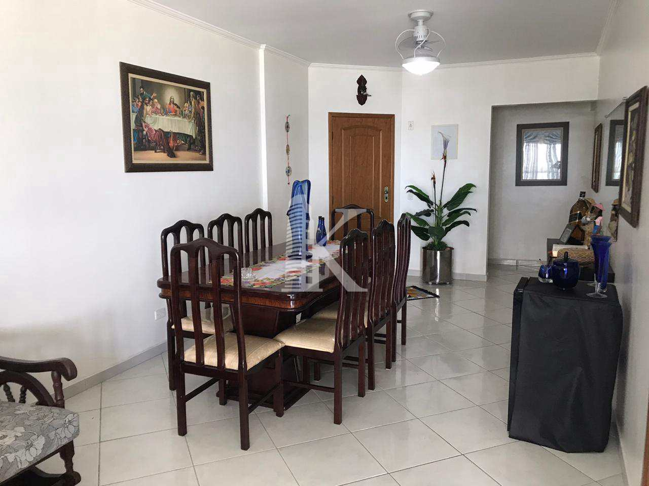 Apartamento com 4 dorms, Aviação, Praia Grande - R$ 850 mil, Cod: 4414