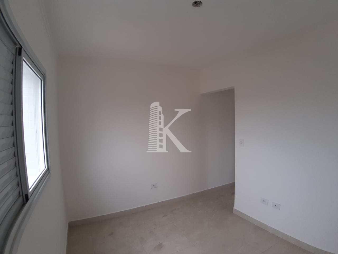 Apartamento com 2 dorms, Boqueirão, Praia Grande - R$ 420 mil, Cod: 4574