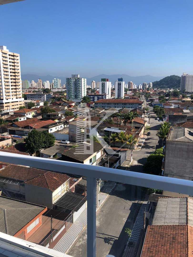Cobertura com 2 dorms, Canto do Forte, Praia Grande - R$ 380 mil, Cod: 4658