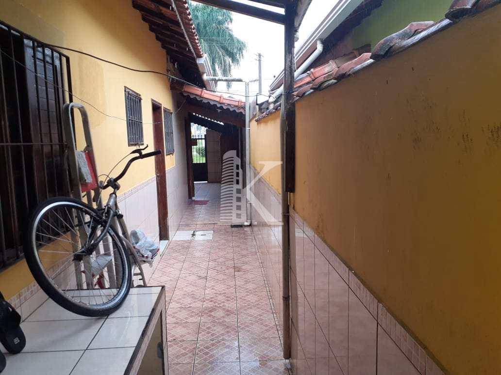 Casa com 1 dorm, Vila Assunção, Praia Grande - R$ 190 mil, Cod: 4662