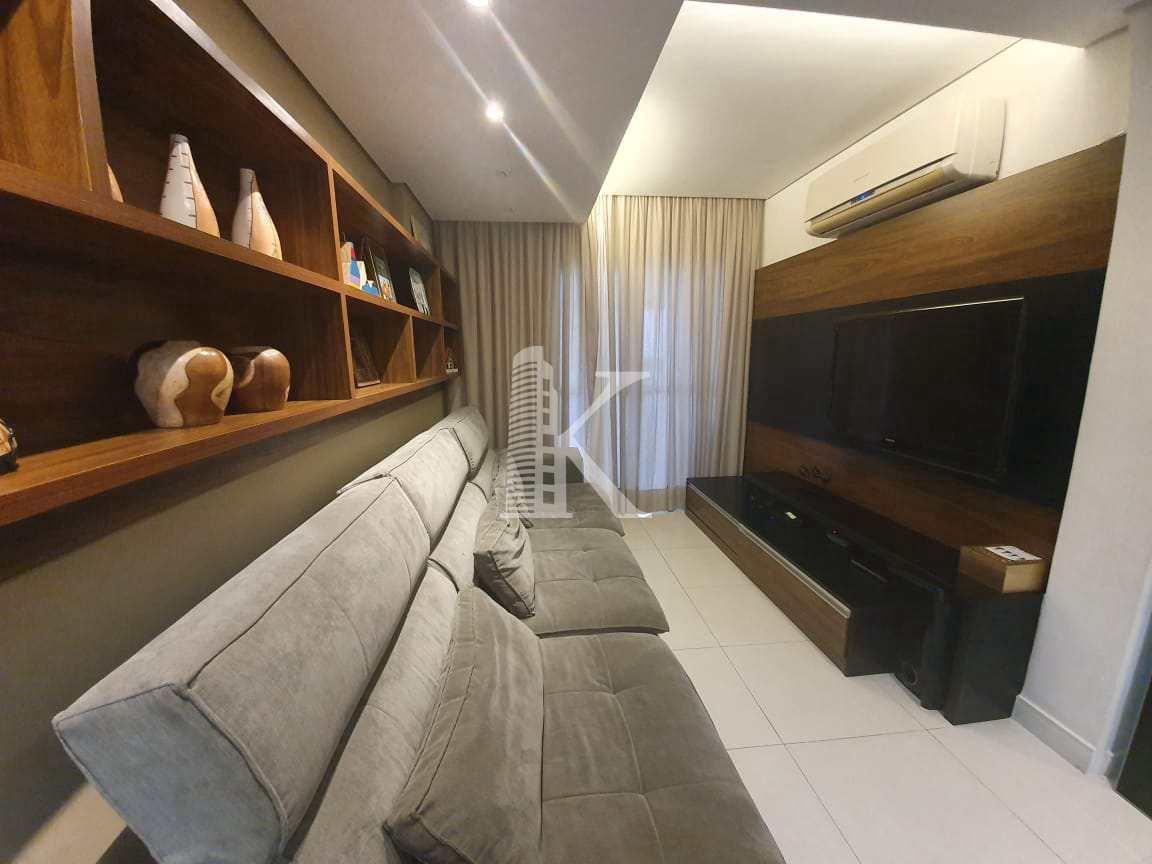 Apartamento com 3 dorms, Aviação, Praia Grande - R$ 550 mil, Cod: 4770