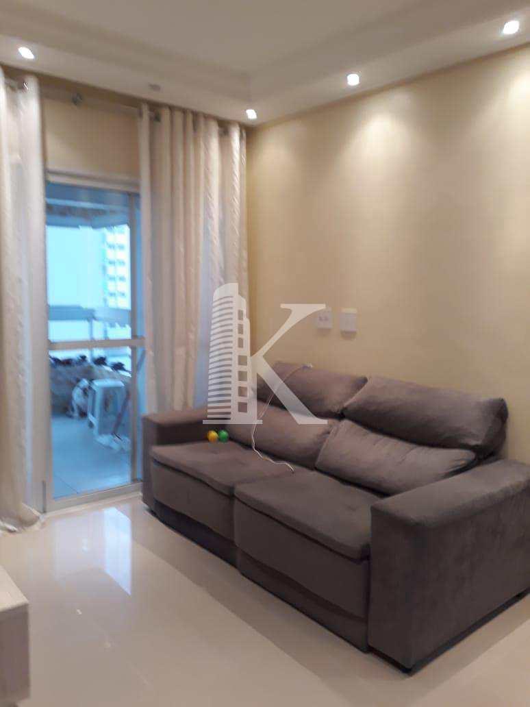 Apartamento com 3 dorms, Ocian, Praia Grande - R$ 420 mil, Cod: 4789