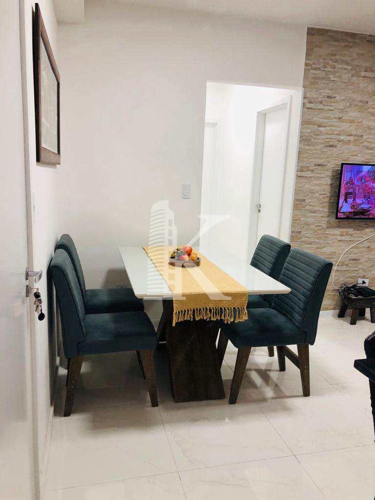 Apartamento com 2 dorms, Ocian, Praia Grande - R$ 300 mil, Cod: 5001