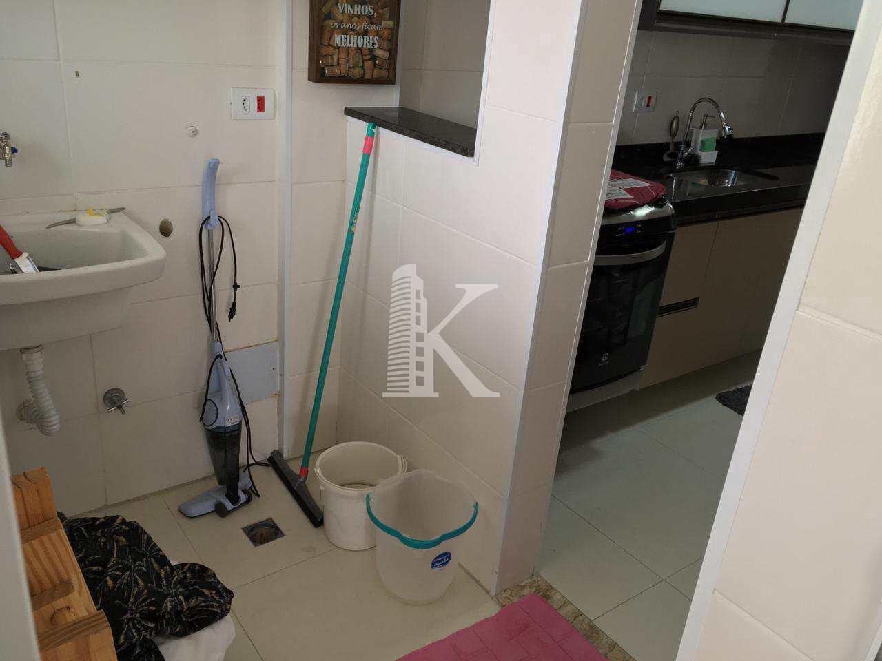 Apartamento com 2 dorms, Canto do Forte, Praia Grande - R$ 385 mil, Cod: 5058