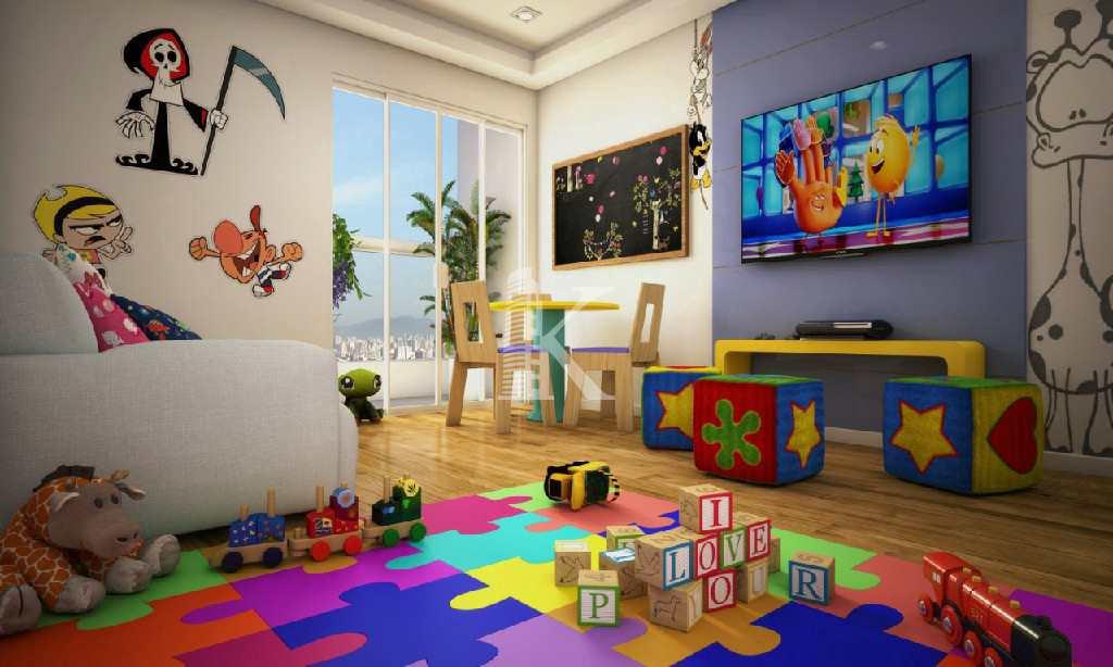 Apartamento com 2 dorms, Caiçara, Praia Grande - R$ 270 mil, Cod: 5135