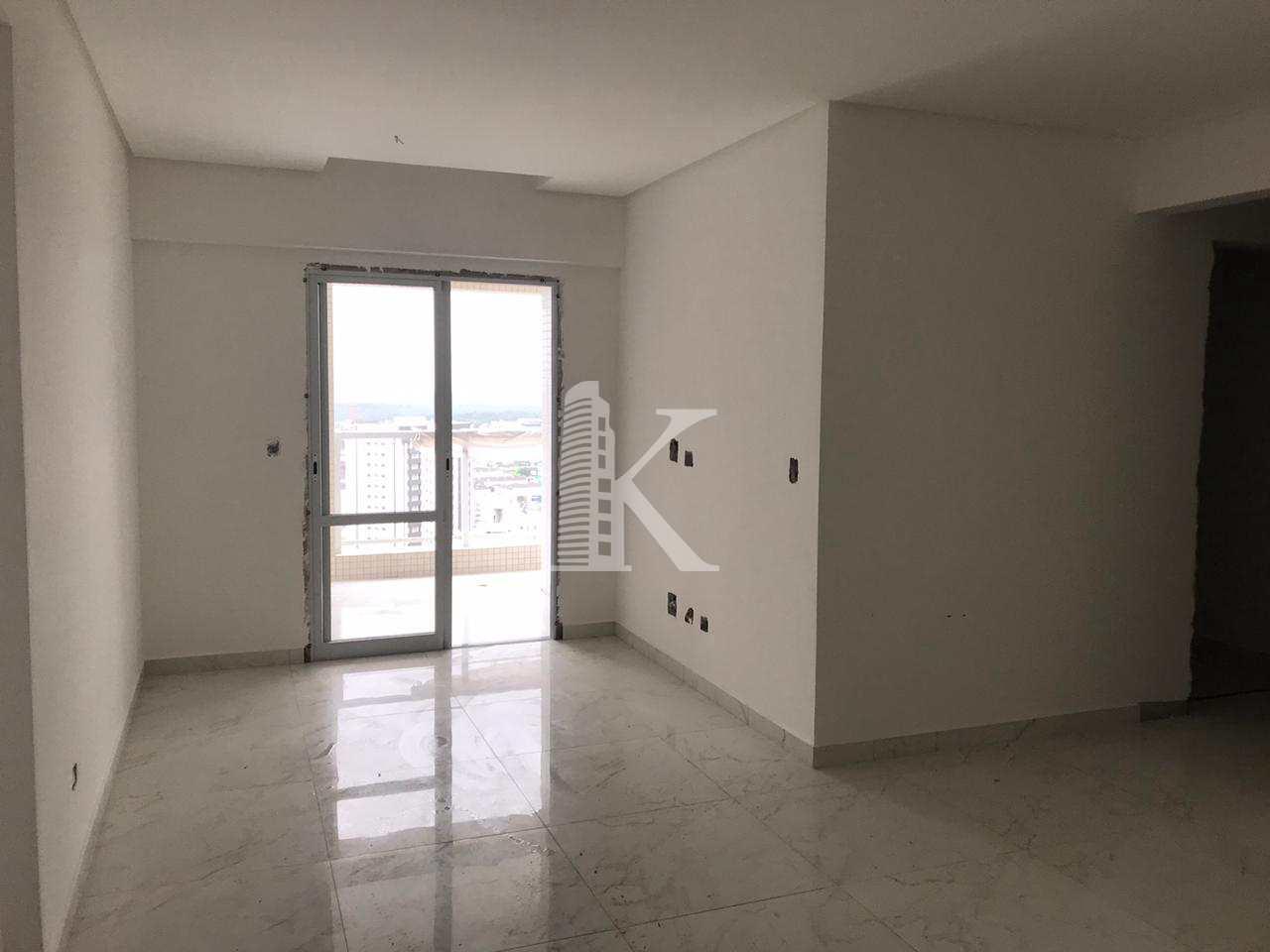 Apartamento com 2 dorms, Guilhermina, Praia Grande - R$ 334 mil, Cod: 5246