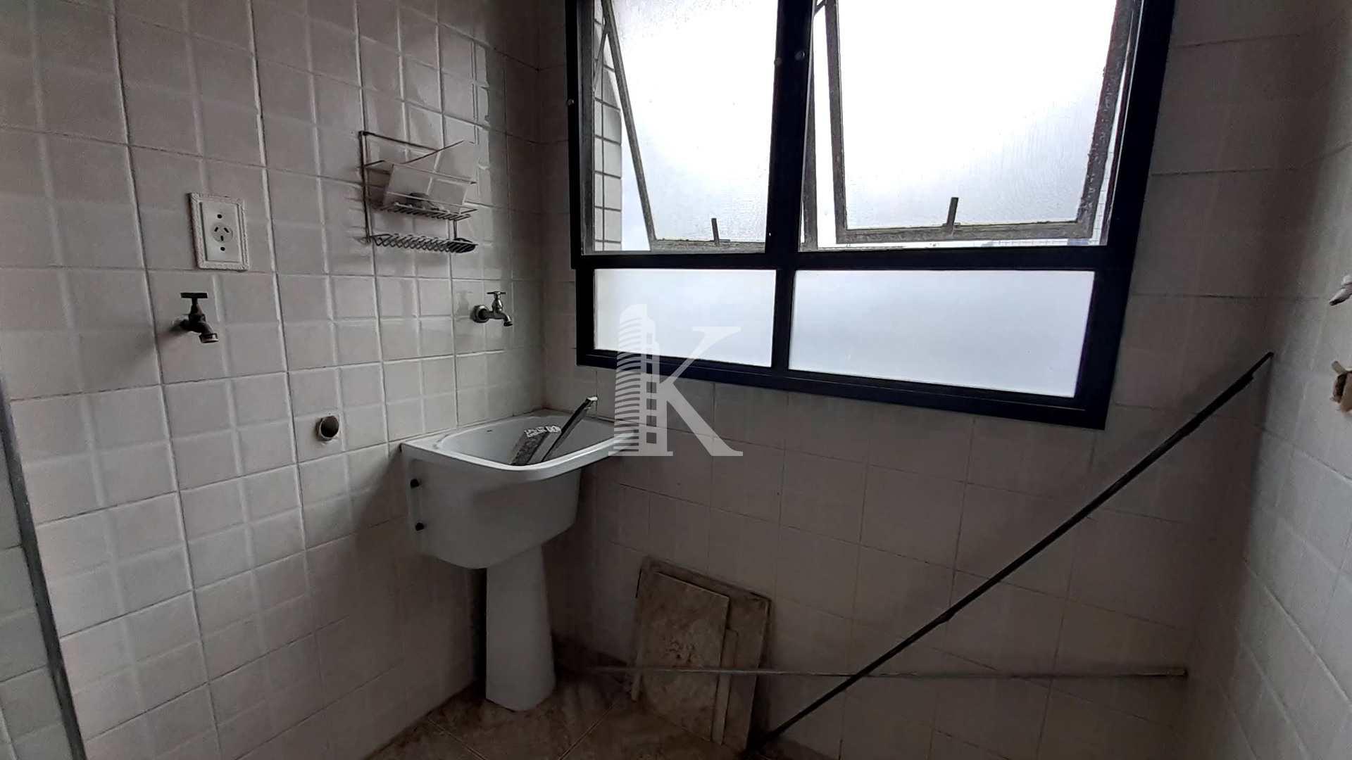 Apartamento com 2 dorms, Guilhermina, Praia Grande - R$ 265 mil, Cod: 5247