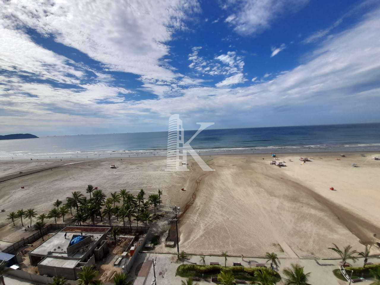 Apartamento com 2 dorms, Aviação, Praia Grande - R$ 330 mil, Cod: 5254
