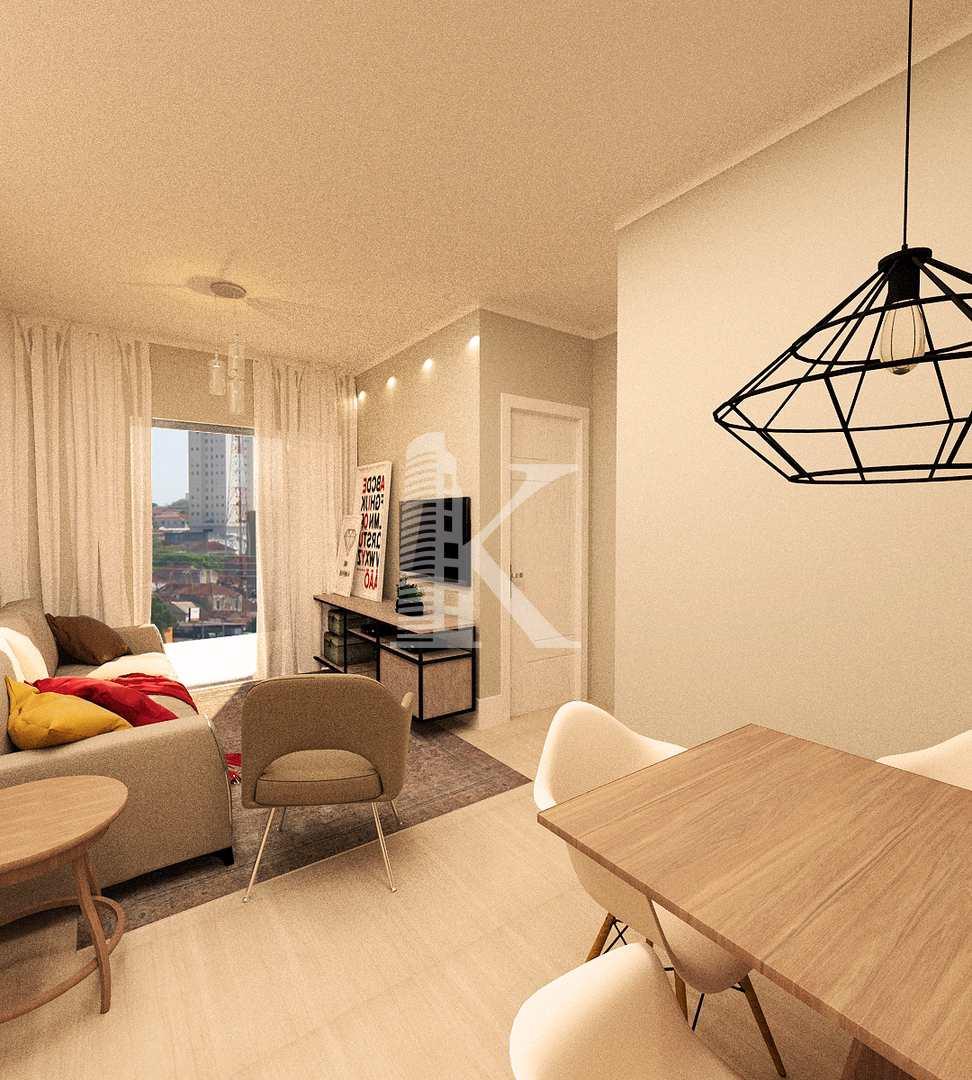 Apartamento com 2 dorms, Ocian, Praia Grande - R$ 250 mil, Cod: 5257