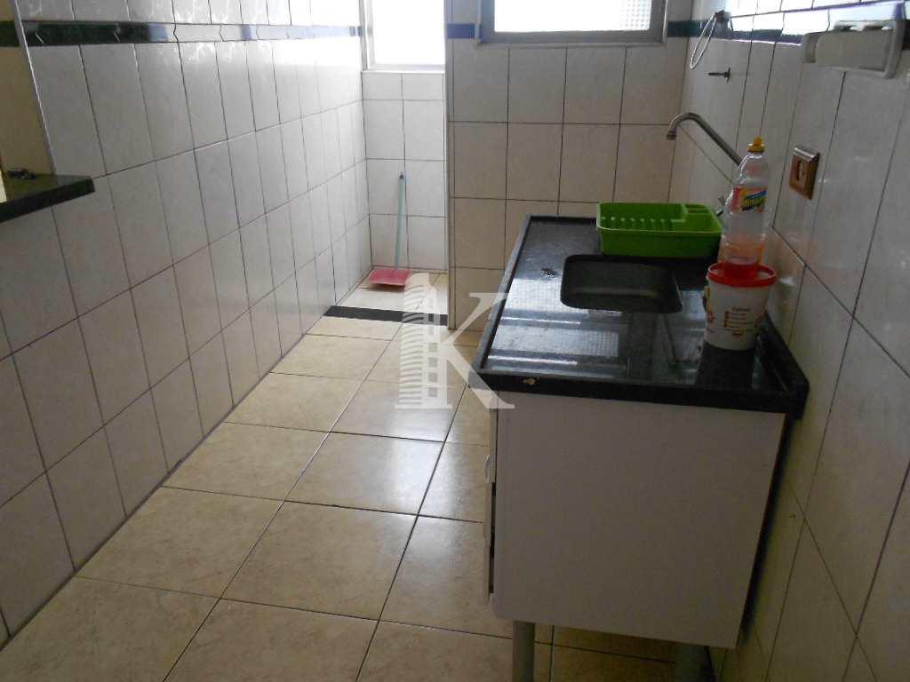 Apartamento com 2 dorms, Boqueirão, Praia Grande - R$ 180 mil, Cod: 5262