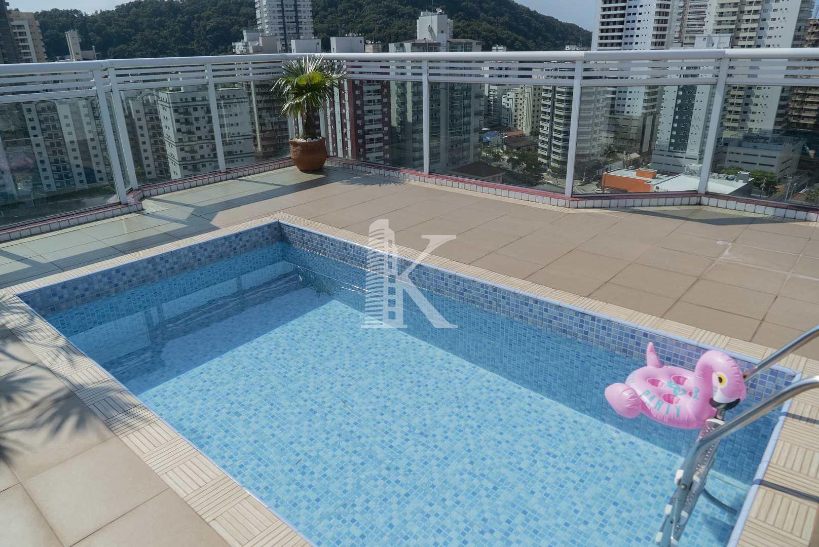 Cobertura com 3 dorms, Canto do Forte, Praia Grande - R$ 1.25 mi, Cod: 5419