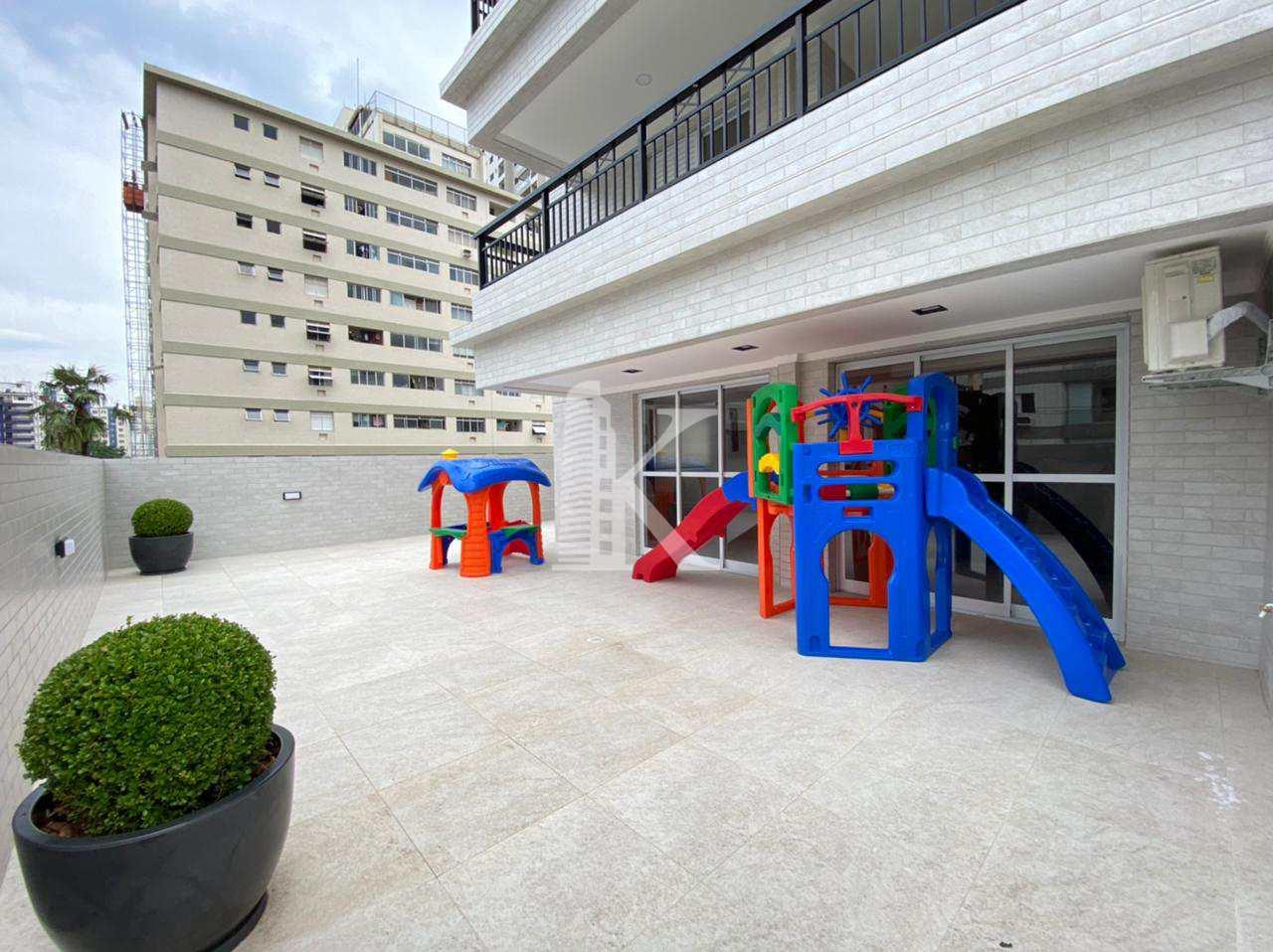 Apartamento com 2 dorms, Guilhermina, Praia Grande, Cod: 5451