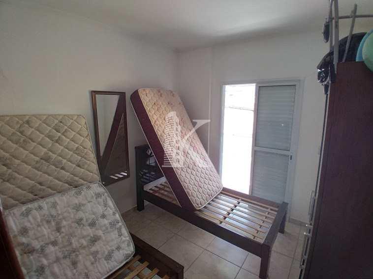 Apartamento com 1 dorm, Guilhermina, Praia Grande - R$ 178 mil, Cod: 5452
