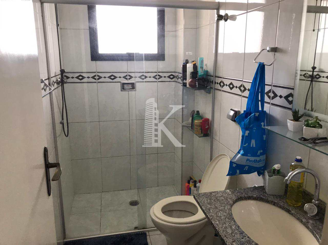 Apartamento com 1 dorm, Aviação, Praia Grande - R$ 220 mil, Cod: 5458